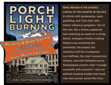Porch Light Burning: A mostly true novel