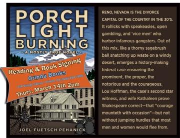 Porch Light Burning: A mostly true novel