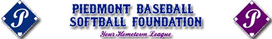 Piedmont Baseball-Softball Foundation